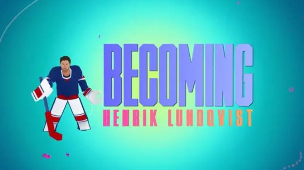 Becoming Henrik Lundqvist Espn Player